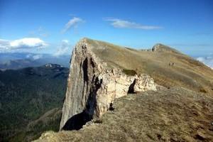 Западный Кавказ. Май 2015