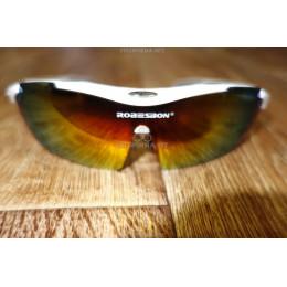 Спортивные очки со вставкой под диоптрии