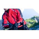 Велокуртка мембранная Endura Flyte красная