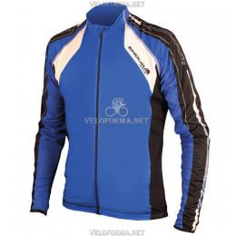 Велосипедная куртка Endura FS260-Pro Jetstream синяя