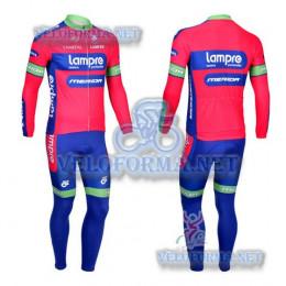 Велоформа Lampre 2013