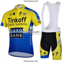 Велоформа Saxo Bank Tinkoff 2014-1