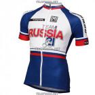 Командная велоформа Russia Team с лямками