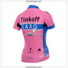 Велоформа Saxo Bank 2015 женская без лямок