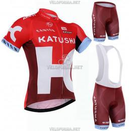 Велоформа Катюша 2016