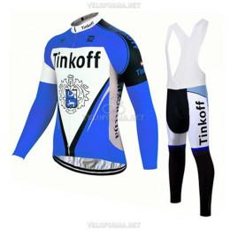 Велоформа Tinkoff 2017 длинная