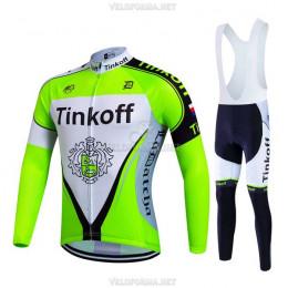 Велоформа Tinkoff 2017-2 длинная