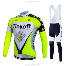 Велоформа Tinkoff 2017-1 длинная