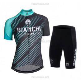 Велоформа Bianchi 2017 женская без лямок
