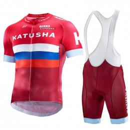Велоформа Катюша 2017