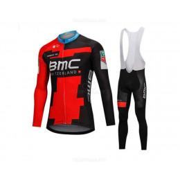 Велоформа BMC 2018 длинная с лямками