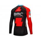 Утеплённая велоформа BMC 2018 с лямками