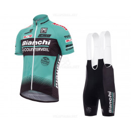 Велоформа Bianchi 2018 с лямками