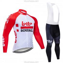 Велоформа Lotto 2019