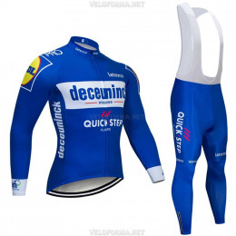 Велоформа Deceuninck-Quick Step 2019