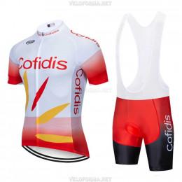 Велоформа Cofidis 2019