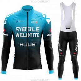Утеплённая велоформа Ribble Weldtite 2020 с лямками