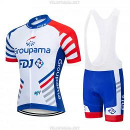 Велоформа Groupama-FDJ 2020