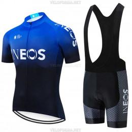 Велоформа Ineos 2020 синий