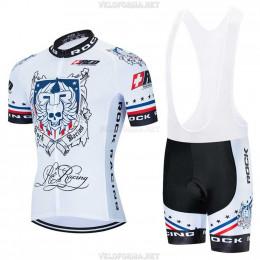 Велоформа Rock Racing 2020 белая