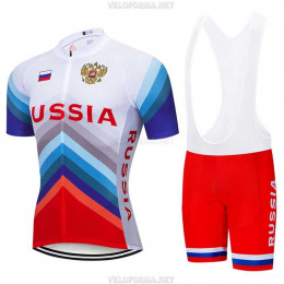 Велоформа Russia 2020 с лямками