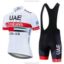 Велоформа UAE 2020 с лямками