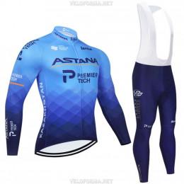 Велоформа Astana 2021 длинная