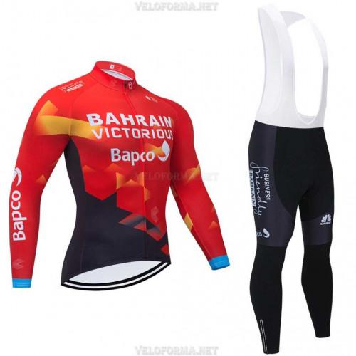 Велоформа Bahrain 2021