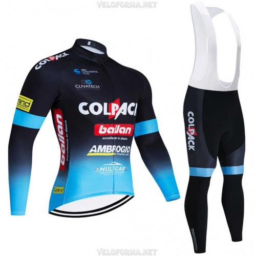 Велоформа Colpack 2021