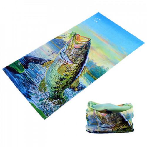 Бандана универсальная Fish