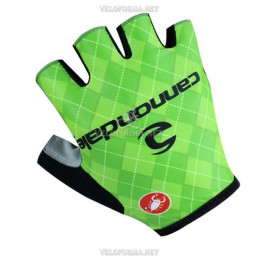 Велосипедные перчатки Cannondale зелёные
