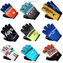 Велосипедные перчатки 2017
