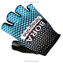 Велосипедные перчатки Bora 2018 blue