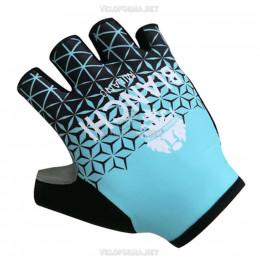 Велосипедные перчатки Bianchi 2018 blue