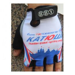 Велосипедные перчатки Катюша синие