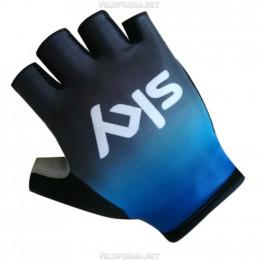 Велосипедные перчатки Sky 2019 синие