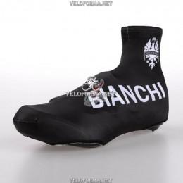 Велосипедные бахилы Bianchi 2014 утепленные