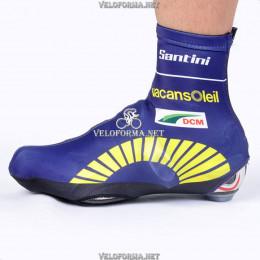 Велосипедные бахилы Vacansoleil 2014-1