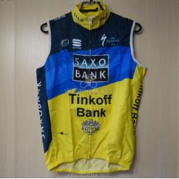Велосипедный жилет Saxo Bank