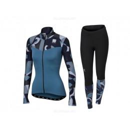 Велоформа Sportful 2017-2 женская длинная