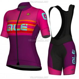 Велоформа Ale 2018 женская без лямок