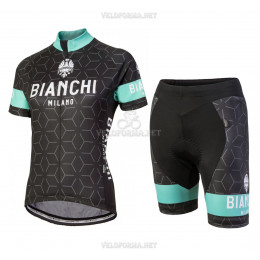 Велоформа Bianchi 2018 женская без лямок