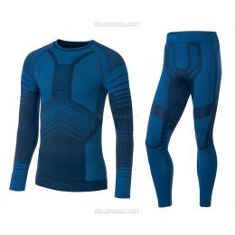 Термобелье мужское для спорта Pro Ski 2020, костюм