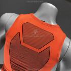 Термобелье мужское CrivitSports - майка оранжевая