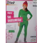 Термобельё детское для девочек Crivit ski