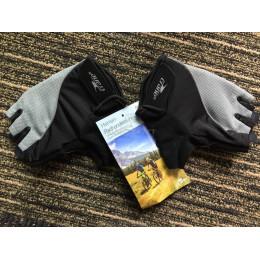 Велосипедные перчатки Crane черные