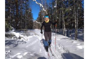Обзор лыжного термобелья Crivitsport